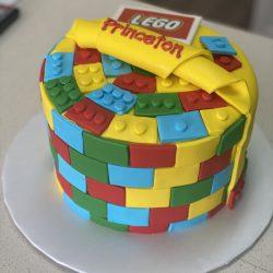lego birthday cake, custom legos cake, dallas bakery