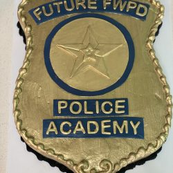 Police Academy Graduation | police cakes | thats the cake, fort worth police, dallas police