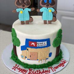 nooks cranny cakes, video games cakes