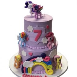 My Little Pony birthday cakes, that's the cake, bakery in arlington