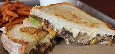 You have got to try our grilled cheese! Visit today!