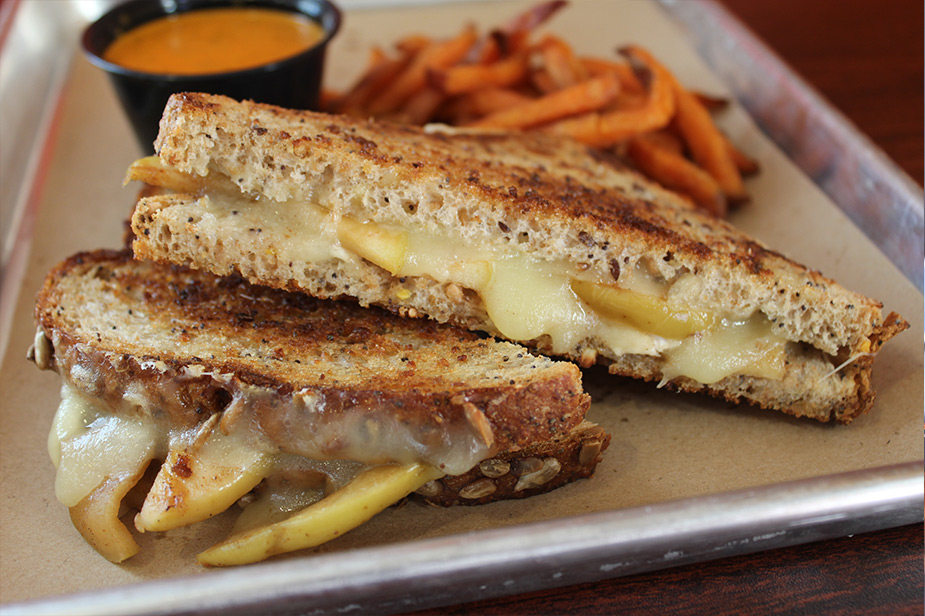 Visit our grilled cheese restaurant for food you'll never forget!