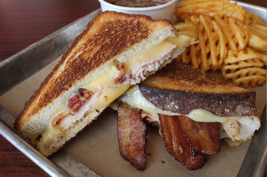 Bring your family and friends to enjoy the best grilled cheese in Louisiana!