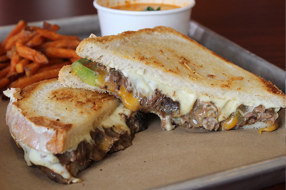Visit our premier grilled cheese restaurant today!