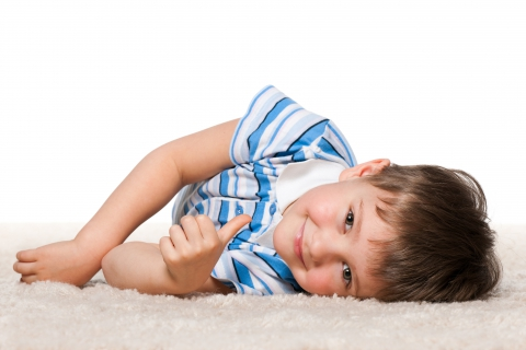 The Carpet Specialist use hot water extraction to clean your carpets in Sacramento.
