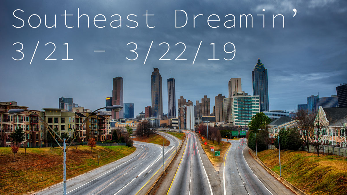 Southeast Dreamin Atlanta