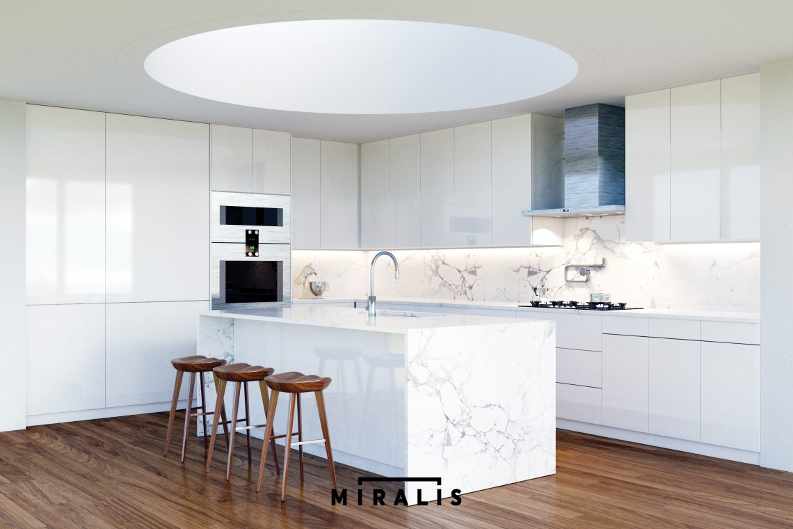 Modern Kitchen Cabinets - Get The Contemporary, European Look You ...