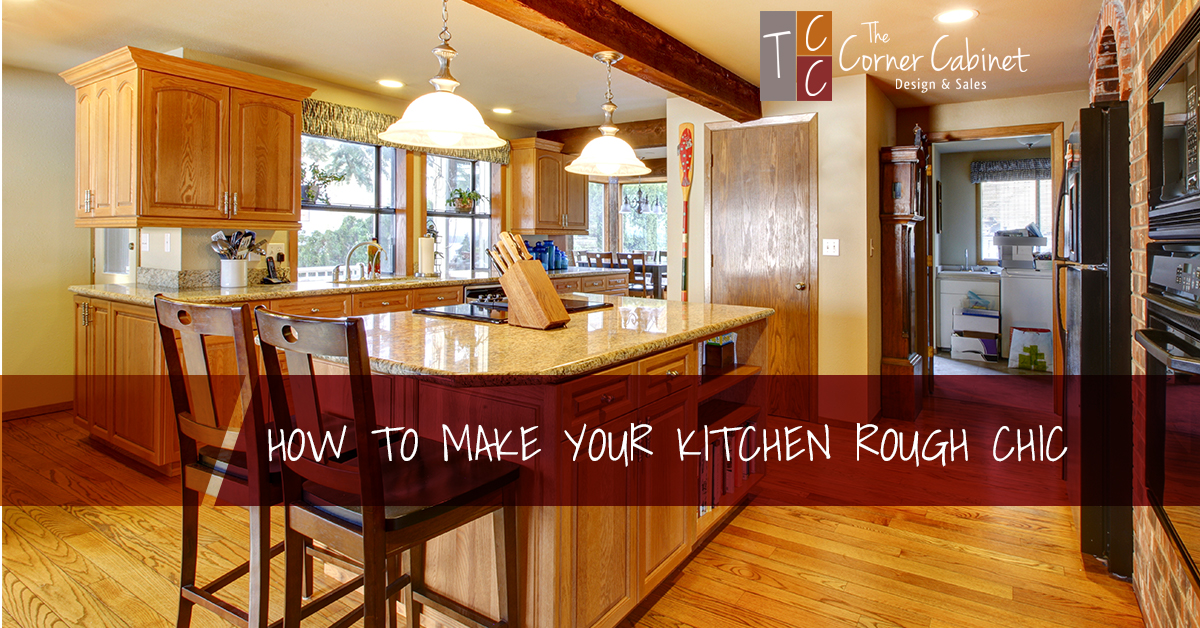 Rough Chic Kitchen Cabinets Kitchen Design Corner Cabinet Company