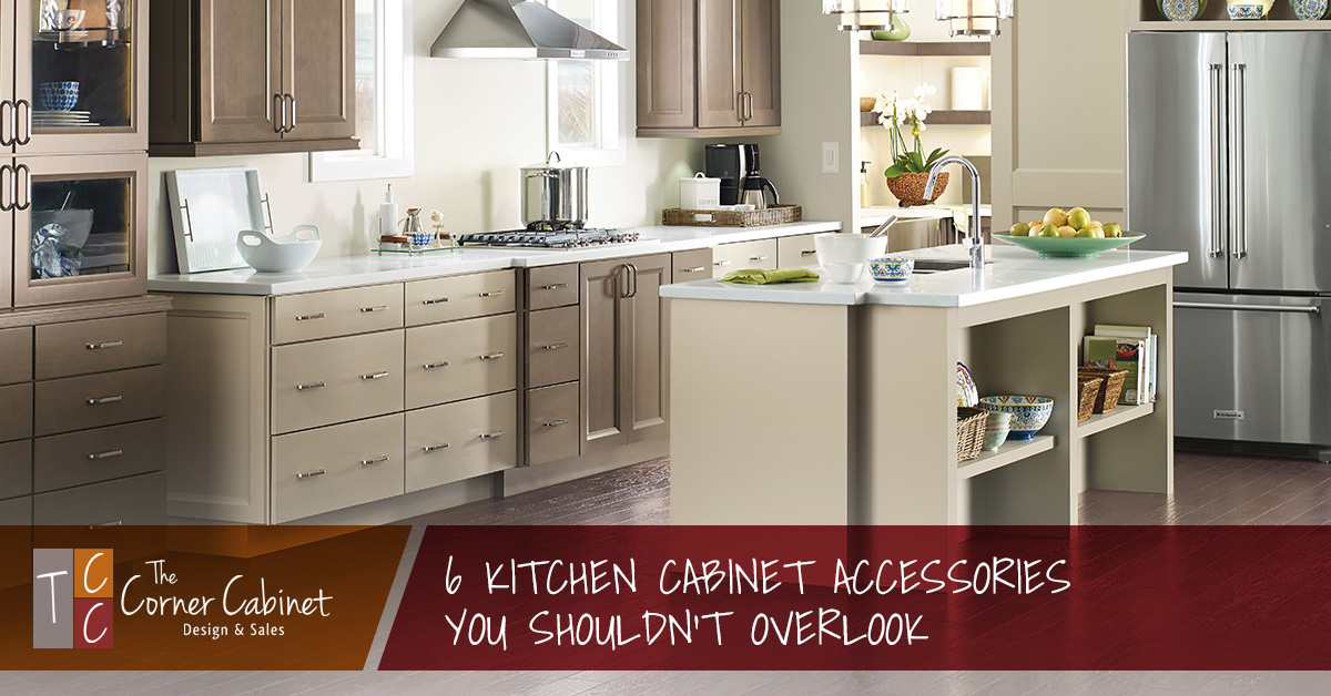 Cabinet Accessories Don T Overlook These Kitchen Cabinet Accessories