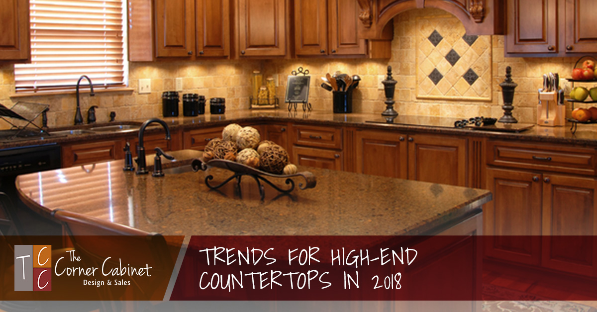 Ordinaire Trends For High End Countertops In 2018