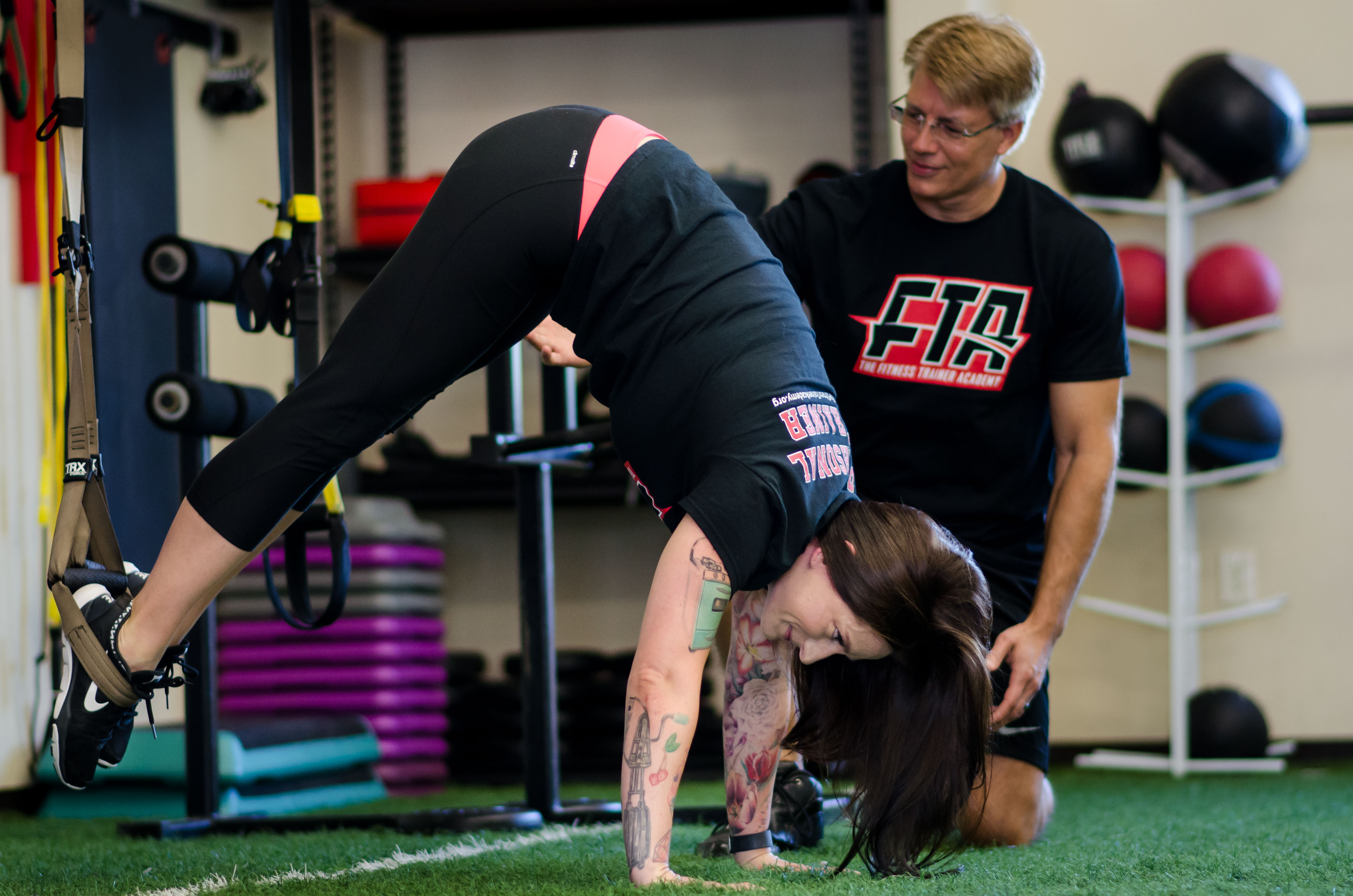 Personal Training School Personal Training Certification Course