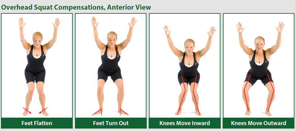 The Overhead Squat Assessment
