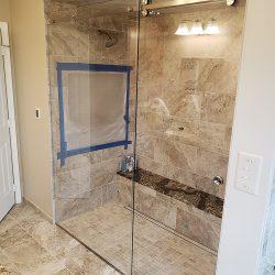 Custom shower doors in Maryland
