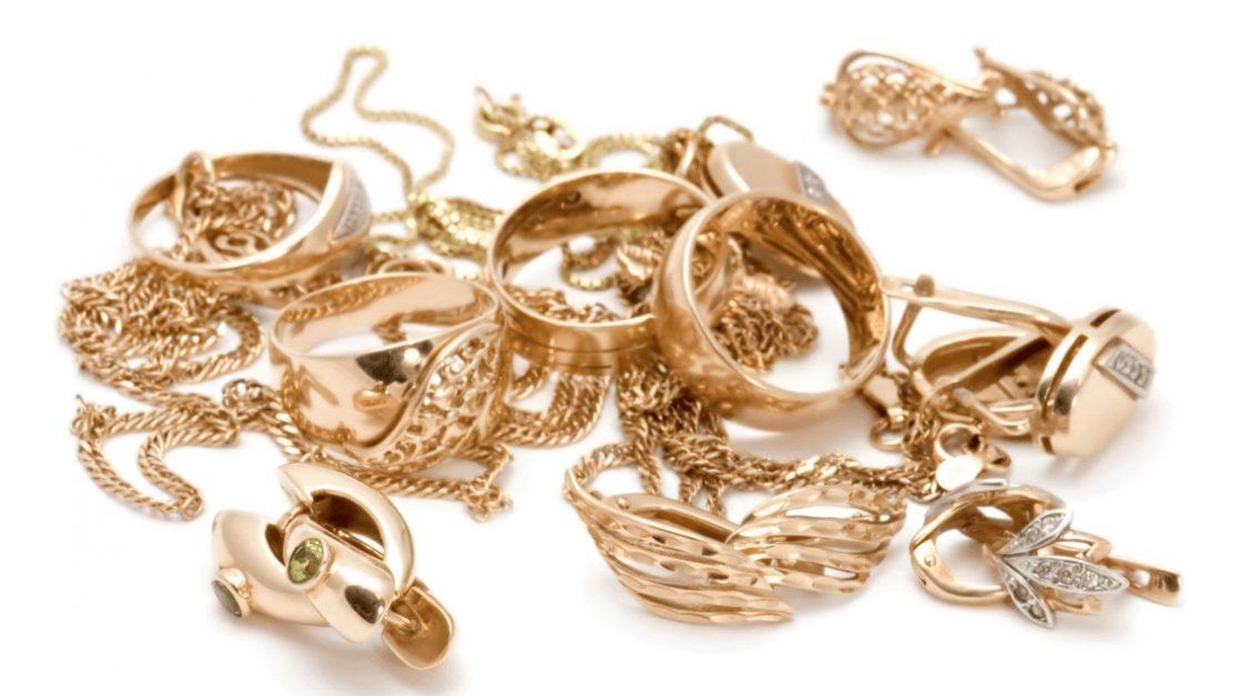 tis garage sale season, the gold and silver exchange