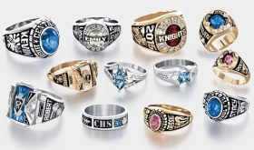 class rings rule, the gold and silver exchange