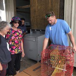seafood group tour