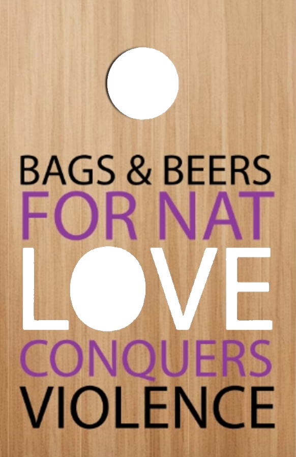 Bags and Beers for Natalie