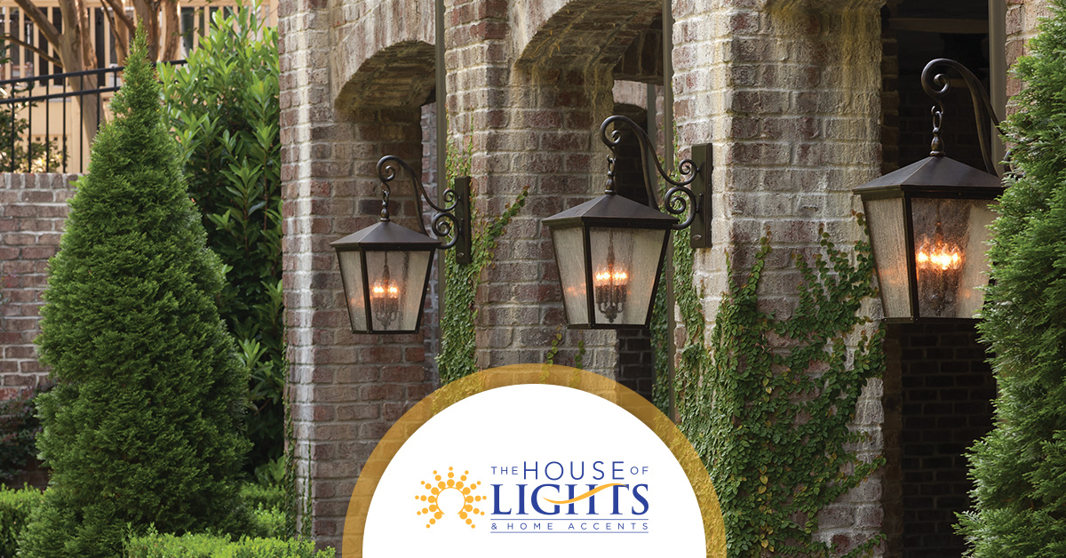 Residential lighting melbourne updating your outdoor lights as your premier provider of residential lighting in the melbourne area the house of lights home accents can help you find the perfect fixtures for any aloadofball Images