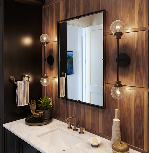 The Bright Side Of Lighting Design The House Of Lights Home Accents