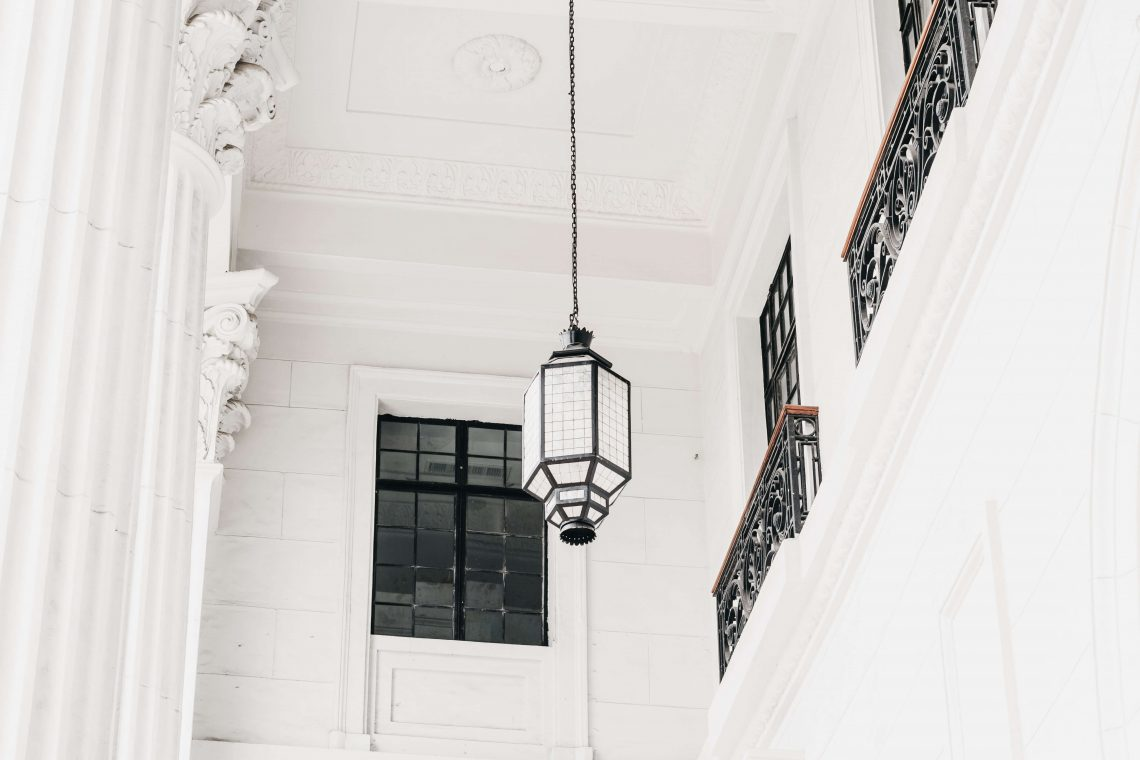 picture of foyer light