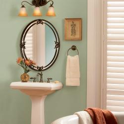 Stylish Bathroom Lighting