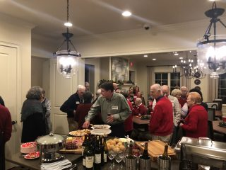 Auburn AL Active Adult 55+ Christmas Party