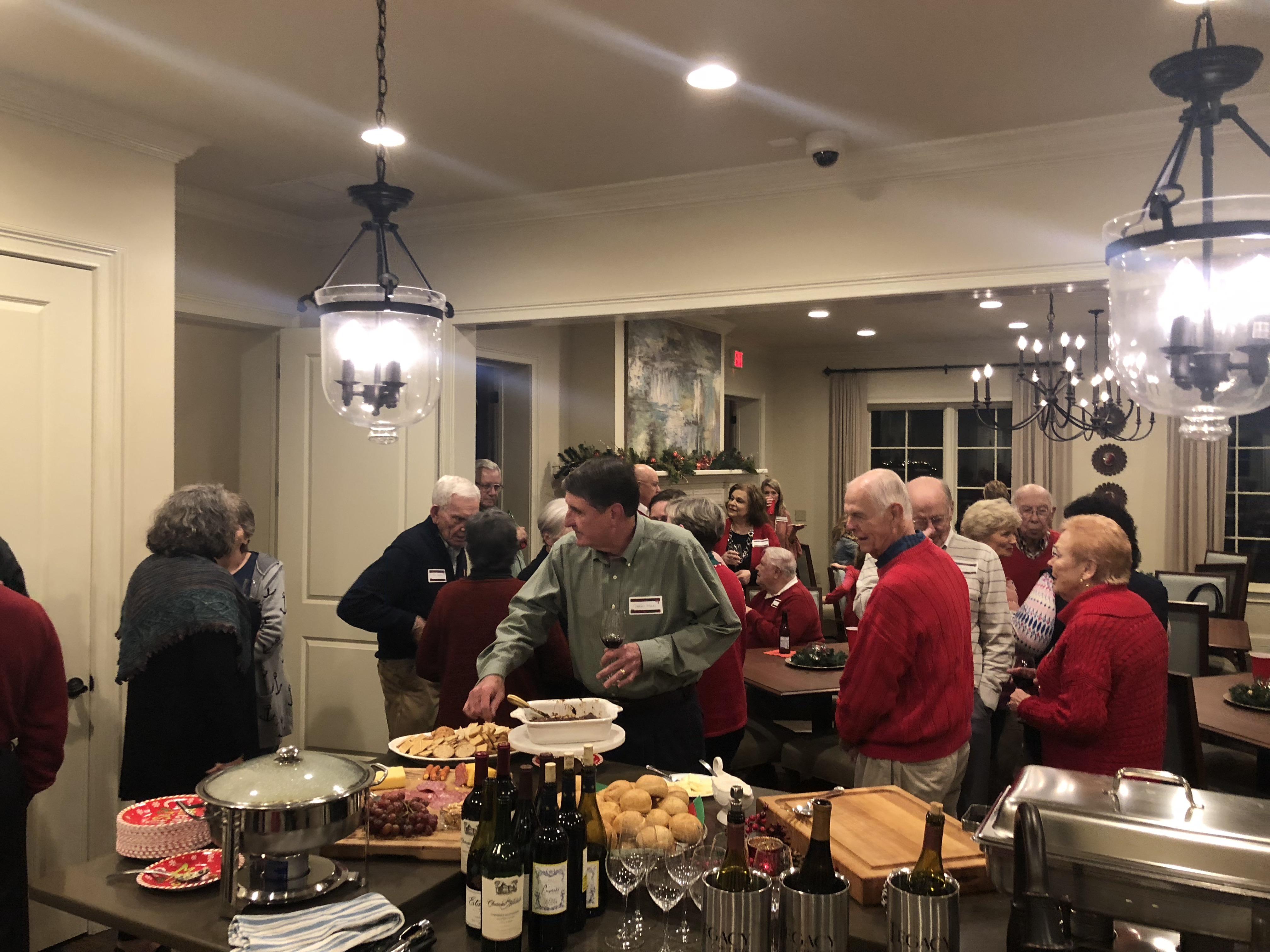 Auburn AL Active Adult 55+ Christmas Party