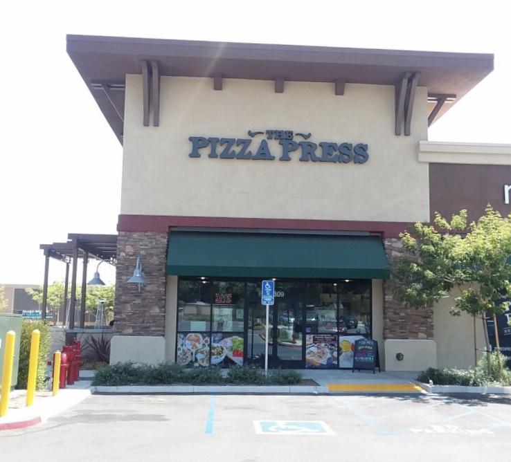 Whittier Ca The Pizza Press