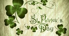 St. Patrick's Day and Pizza! featured image