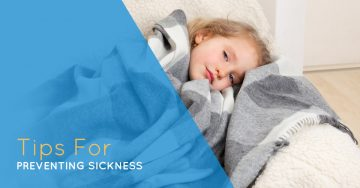 Tips for preventing sickness