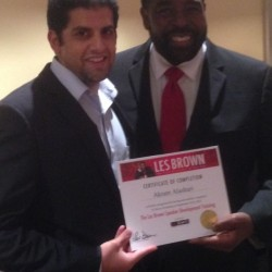 Public Speaker-Les Brown Certification-The Power Of Peak State