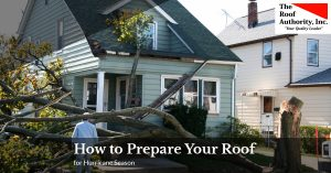 How to prepare your roof for a hurricane