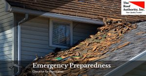 How to get prepared for disaster, a checklist for hurricanes