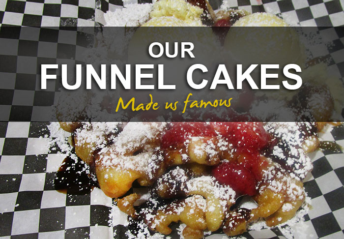 Funnel Cakes-Starving Actor