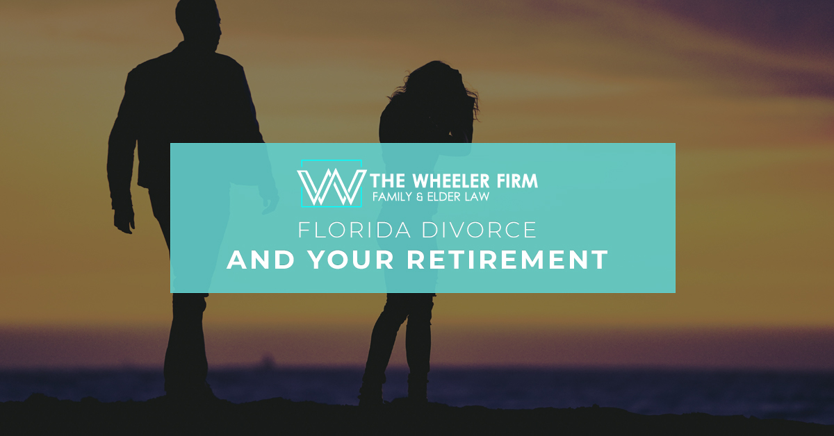 Protecting Retirement in a Florida Divorce