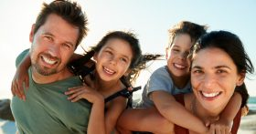 Adults Co-parenting effectively for the good of their children