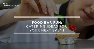 event catering livonia food bar fun
