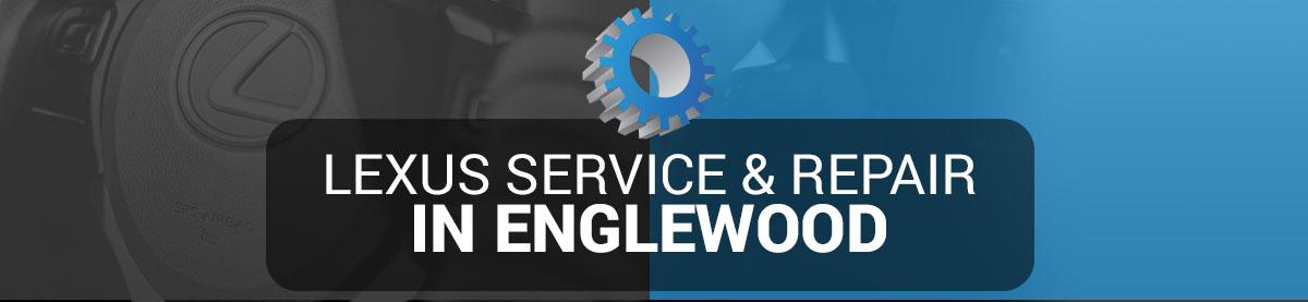 Lexus Service And Repair In Englewood