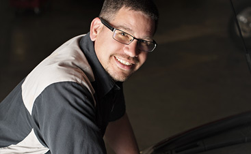 Bob of Thompson Automotive