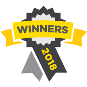 2018 Winners Ribbon