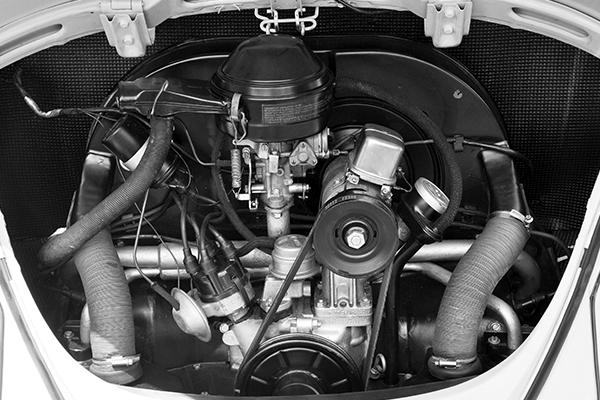 Old VW Engine