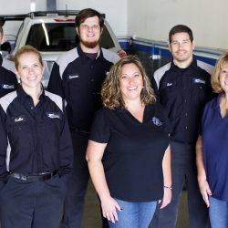 The Team at Thompson Automotive