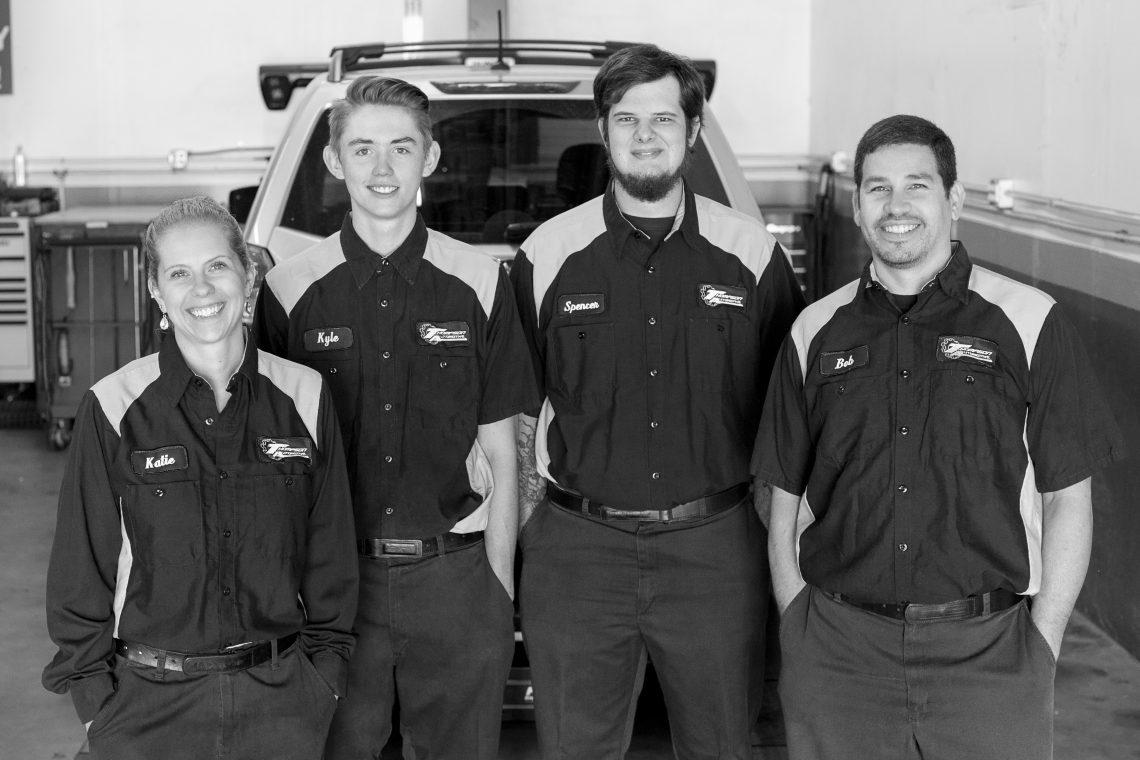 Mechanic Team at Thompson Automotive