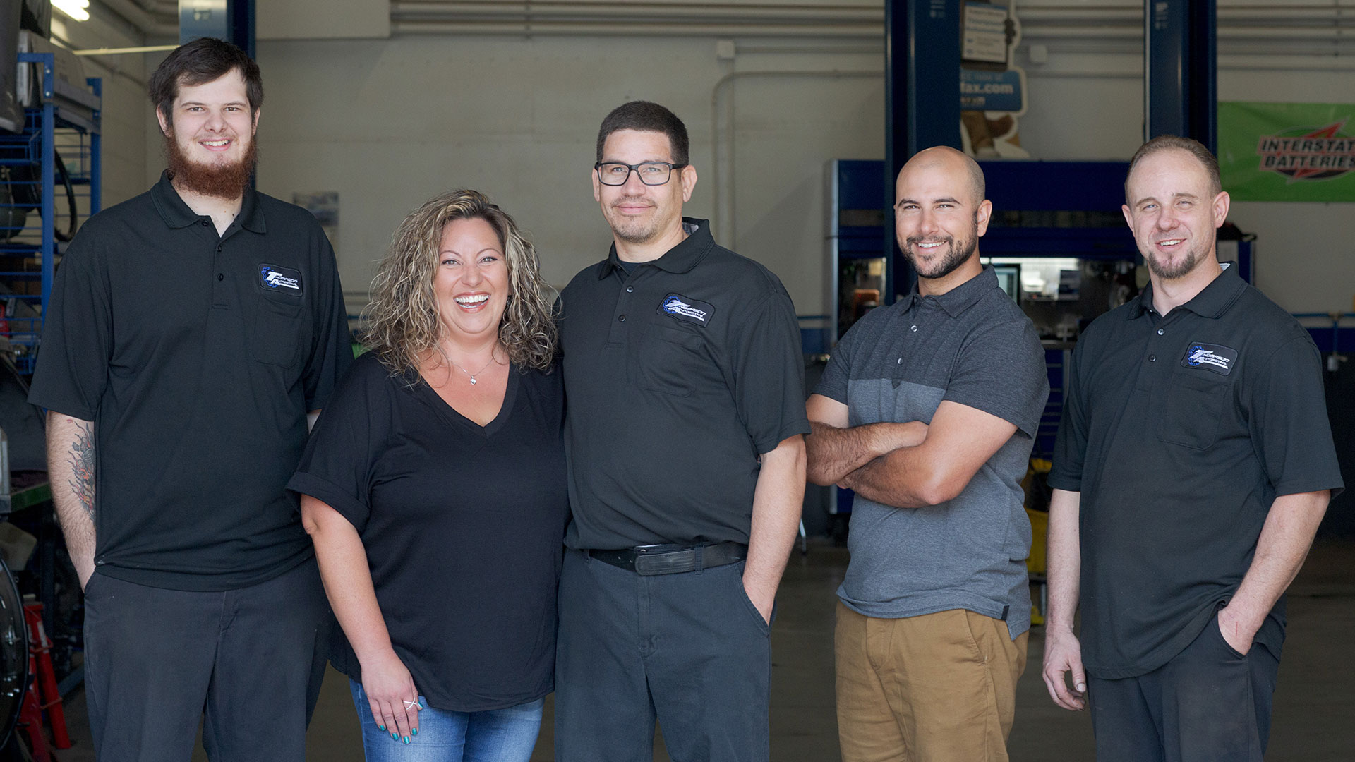 Thompson Automotive Mechanic Team