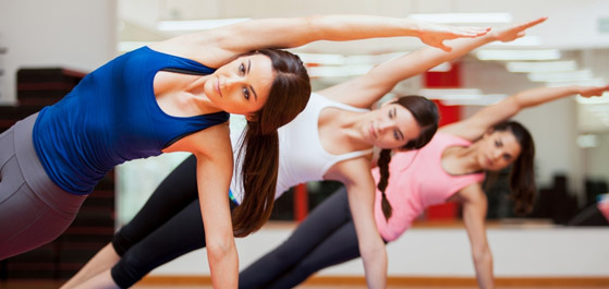 Find out more about our fitness studio today!