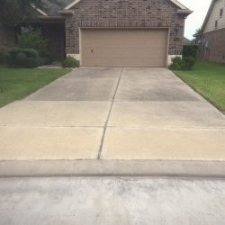 Lifted Driveway