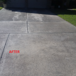 Houston concrete leveling after
