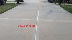 Expansion Joint Repair Houston TX