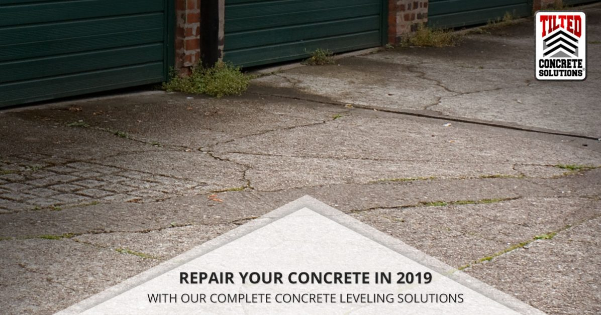 Concrete Leveling Houston Repair Your Concrete In 2019 With Our