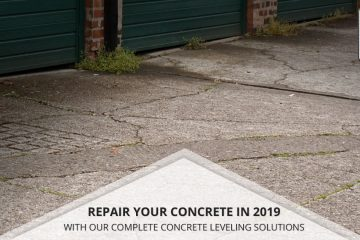 Concrete Leveling Houston: Repair Your Concrete In 2019 With Our
